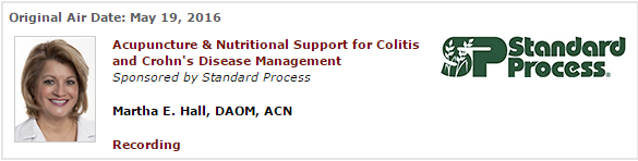 Acupuncture & Nutritional Support for Colitis and Crohns Disease Management